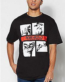 Character Cowboy Bebop T Shirt
