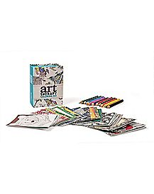 Art Therapy Coloring Kit