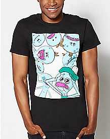 Drool Rick And Morty T Shirt