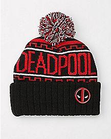 Deadpool Beanie Hat