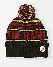 The Flash Beanie Hat