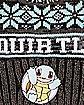 Pokemon Squirtle Pom Beanie