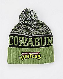 Cowabunga TMNT Beanie Hat
