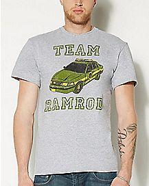Team Ramrod Super Troopers T Shirt