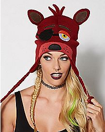Foxy Five Nights At Freddy's Laplander Hat