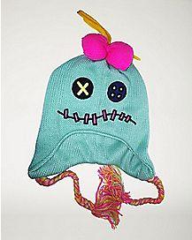Scrump Doll Lilo and Stitch Laplander Hat