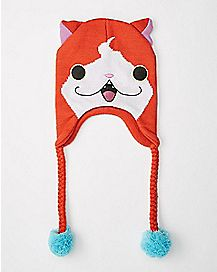 Jibanyan Yo-kai Watch Laplander Hat