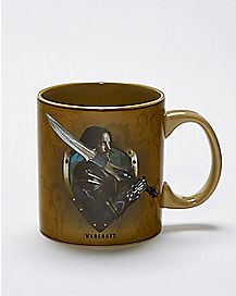 Character World of Warcraft  Mug 20 oz.