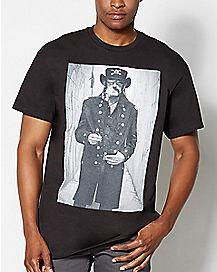 Lemmy Motorhead T Shirt
