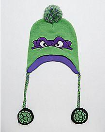 TMNT Donatello Laplander Hat