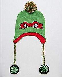 Raphael TMNT Laplander Hat