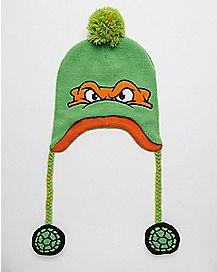 Michelangelo TMNT Laplander Hat