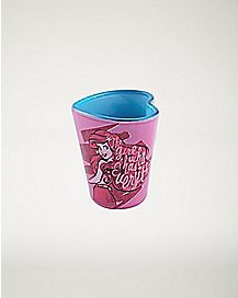 Ariel Disney Mini Glass - 1.5 oz.