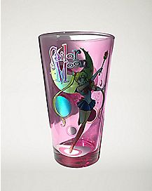 Heart Cat Sailor Moon Pint Glass - 16 oz