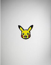 18 Gauge Pikachu Pokemon Cartilage Stud