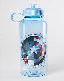 Captain America 75th Anniversary Water Bottle 25 oz. - Marvel