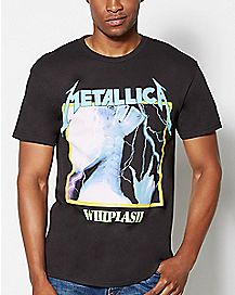 Whiplash Metallica T shirt