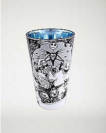Character The Nightmare Before Christmas Pint Glass 16 oz. - Disney