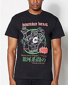 Robot Beastie Boys T shirt