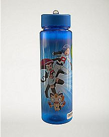 Team Rocket Pokemon Water Bottle 26 oz