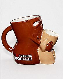 Humping Coffee Mug