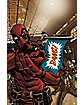 Bang Comic Deadpool Poster - Marvel Comics
