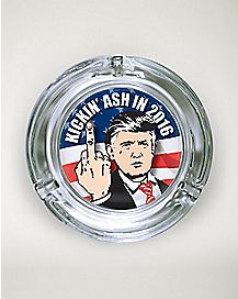 Kickin' Ash Donald Trump Ashtray