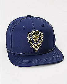 World of Warcraft Kingdom Snapback Hat