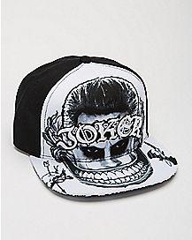 Joker Suicide Squad Snapback Hat
