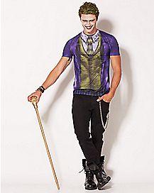 The Joker Costume T Shirt