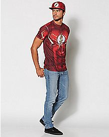 The Flash Costume T Shirt