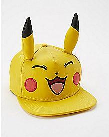 3D Pikachu Snapback - Pokemon