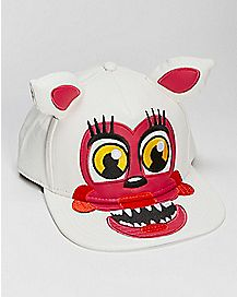 Mangle 3D Snapback Hat - Five Nights At Freddy's