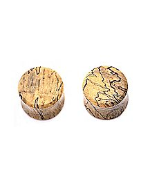 Tamarind Wood Plugs