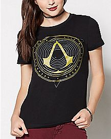 Live By The Creed T Shirt - Assassin's Creed