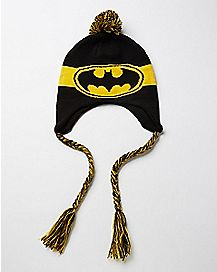 DC Comics Batman Pom Laplander Hat