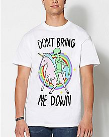 Dont Bring Me Down T Shirt