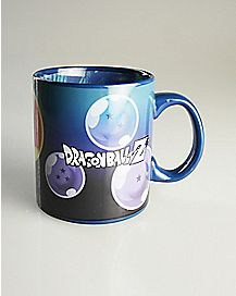 Inside Print Coffee Mug 20 oz. - Dragon Ball Z