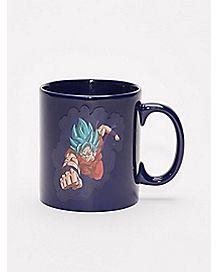 Resurrection F Heat Changing Coffee Mug 20 oz. - Dragon Ball Z