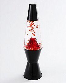 LED Volcano Lamp - 10 Inch