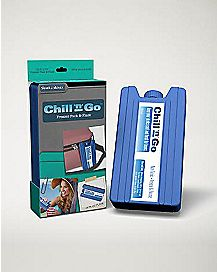 Chill N Go Flask - 14 oz