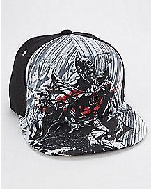 DC Comics Batman Zombie Snapback Hat