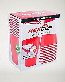 Hexcup Beer Pong Set