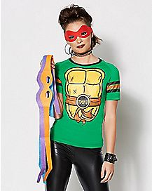 TMNT Costume T Shirt - Teenage Mutant Ninja Turtles