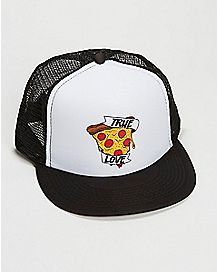 True Love Pizza Trucker Hat
