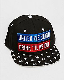 United We Stand Snapback Hat
