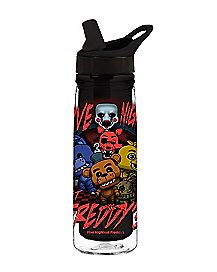 Character Water Bottle - Five Nights At Freddy's