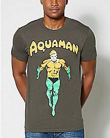 Aquaman DC Comics T shirt