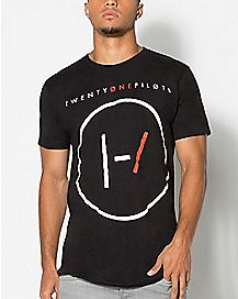 Logo Twenty One Pilots T-Shirt