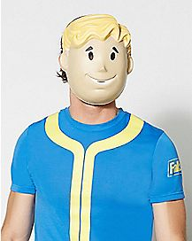 Vault Boy Fallout Mask
